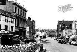 Maidstone, High Street c.1960