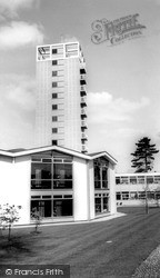 Maidstone, Kent County Library c.1965
