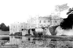 Maidstone, Leeds Castle c.1955