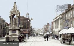 Market Place 1885, Maidstone