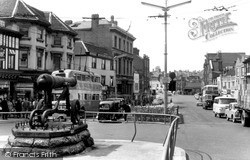 Maidstone, The Cannon, High Street c.1960