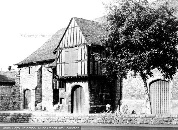 Photo Of Maidstone The Tithe Barn C 1955 Francis Frith
