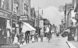 Maidstone, Week Street c.1900