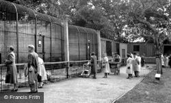 Zoo Park c.1955, Maidstone