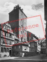 A Tower c.1930, Mainz