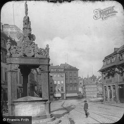 Marktbrunnen 1886, Mainz
