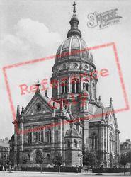 The Christuskirche c.1930, Mainz