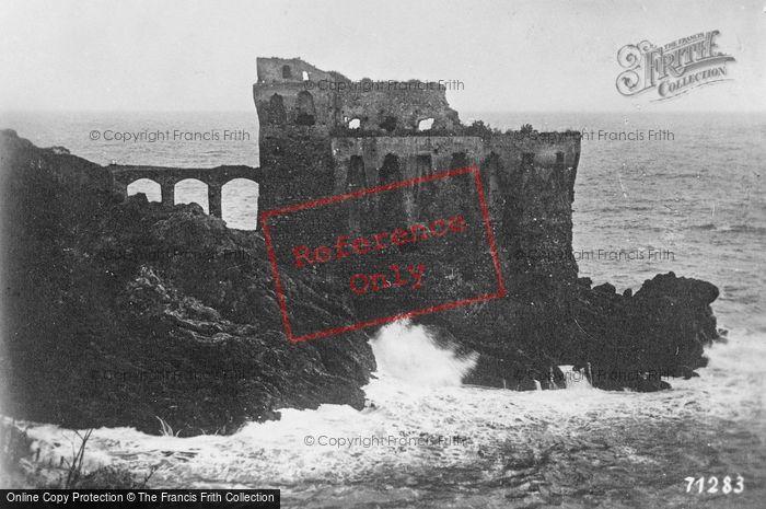 Photo of Maiori, Torre Dei Narmanni c.1920