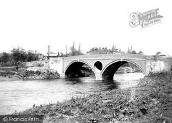 Maisemore, Bridge 1906
