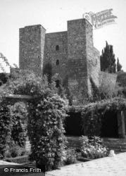 Alcazaba 1960, Malaga