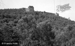 Castle Of Gibralfaro 1960, Malaga