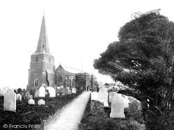Malborough, All Saints Church 1927
