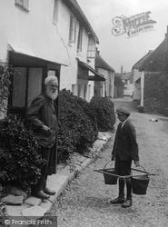Malborough, Fetching The Water 1927