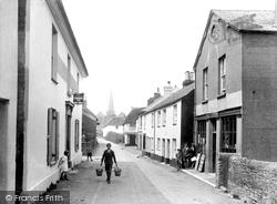 Malborough, Higher Town 1927