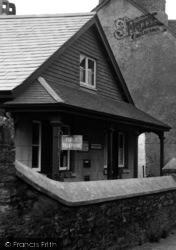 Malborough, Higher Town Post Office 1927