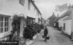 Malborough, Lower Town 1927