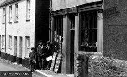 Malborough, Village Shop 1927