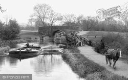 Maldon, A Barge At Beeleigh 1906