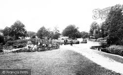 Maldon, Beeleigh Weir 1893