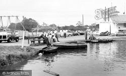 Maldon, Children's Boating Pool, Mill Beach c.1965