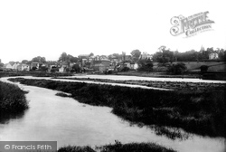 Maldon, From The Links 1895