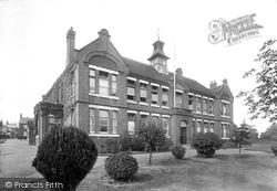 Maldon, Grammar School 1923
