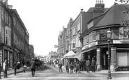 Maldon, High Street 1901