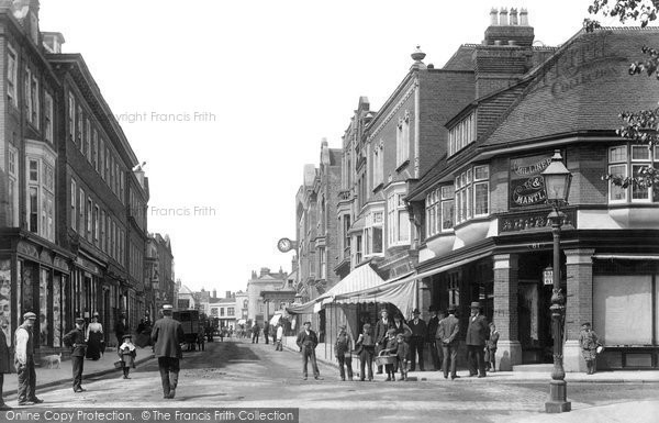 Photo of Maldon, High Street 1901, ref. 46702