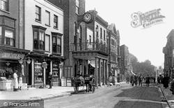 Maldon, High Street 1906