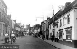 Maldon, High Street c.1950