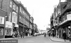 Maldon, High Street c.1960