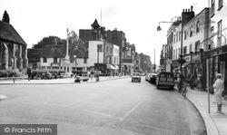 Maldon, High Street c.1965