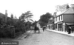 Maldon, London Road 1893