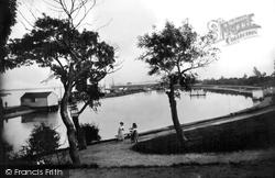 Maldon, Marine Lake 1909