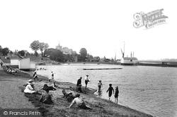 Maldon, Marine Lake 1923
