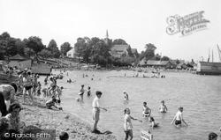 Maldon, Marine Lake c.1960