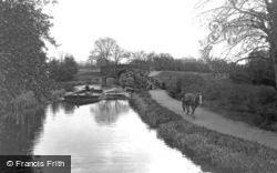 Maldon, River At Beeleigh 1906