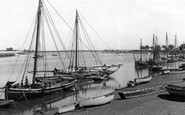 Maldon, River Blackwater c1955