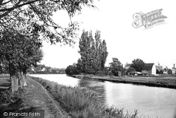 Maldon, The Canal 1909