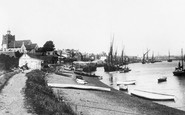 Maldon, the Hythe 1891