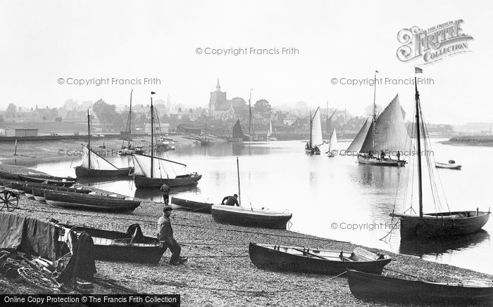Maldon  © Copyright The Francis Frith Collection 2005. http://www.francisfrith.com