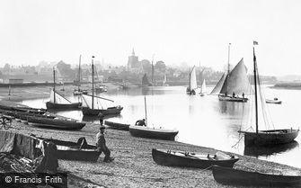 Maldon, the Promenade 1909