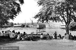 Maldon, The Swimming Pool c.1950