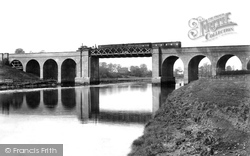 Maldon, The Viaduct 1901