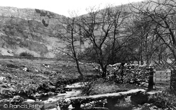 Approach To The Cove c.1881, Malham