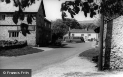 Malham, Buck Hotel c.1939