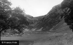 Malham, Gordale Beck c.1955