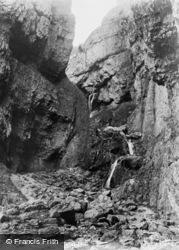 Malham, Gordale Scar c.1939