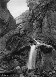 Gordale, The Fall c.1880, Malham