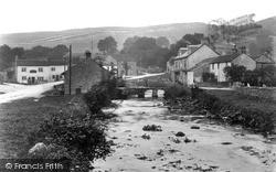 River Aire c.1910, Malham
